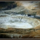 De Stefanos krater op Nisyros
