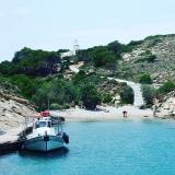 Nera, een piepklein eiland