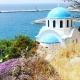 Ikaria, zicht op Agios Kirikos
