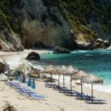 Kefalonia, Pethani strand